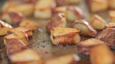 10 Second Living: How to Roast Vegetables