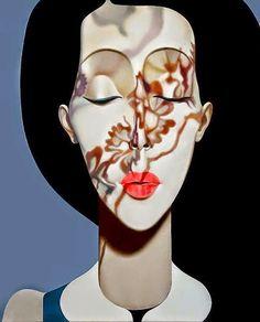 "From the blog ""a girl named NI.RO"" Slava Fokk - paintings"