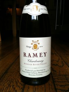 Reviewed: Ramey Chardonnay Russian River Valley 2010 http://vinopete.com/ramey-2010-chardonnay-russian-river-valley