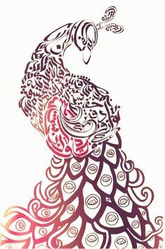 Arabian calligraphy, the best arabic art 8 Arabic Calligraphy Design, Arabic Calligraphy Art, Arabic Art, Caligraphy, Calligraphy Tattoo, Foto Art, Art And Architecture, Islamic Architecture, Just In Case