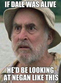 Hahaha! So true, but he always looked at everyone like that.