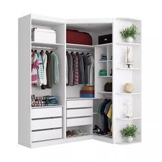 Bedroom Cupboard Designs, Wardrobe Design Bedroom, Bedroom Bed Design, Room Ideas Bedroom, Home Room Design, Closet Bedroom, Bedroom Decor, Corner Closet, Corner Wardrobe