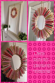Do it yourself also known as DIY is the method of building modifying or repairing something without the aid of experts or professionals Dollar Tree Christmas, Christmas Wreaths, Fun Arts And Crafts, Diy And Crafts, Halloween Door Decorations, Christmas Decorations, Diy For Kids, Crafts For Kids, Original Gifts
