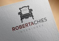 A sofisticada Design de Interiores Roberta Chies, entregou nas mão da Artweb Digital a missão de criar sua Identidade Visual.