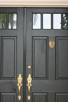 Black Double Front Doors fiberglass exterior front doors | another advantage of the given