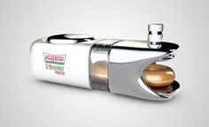 Krispy Kreme 3D Donut printer!  22 April Fools' Day Products That Are Totally Fake But Should Be Real