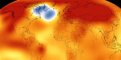 Fossil fuel global warming sends earth into temperatures not seen in 2 million years! See http://www.ecowatch.com/earth-record-temperatures-2020710545.html