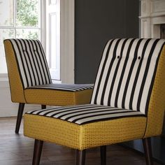 NEW Traviata Fabric from Clarke and Clarke