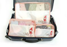 Travel Inner Bag-Shinzi Katho - Travel Luggage Packing Organizer-Set of 3 Pieces | eBay