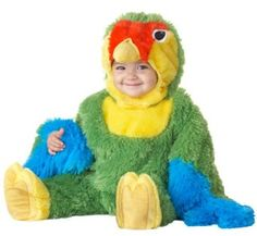 Animal Planet Love Bird Infant Costume for Halloween - Pure Costumes