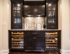 Wet Bar Cabinets Designed By Justin Sachs Of Stonington Cabinetry And Design In Madison Nj