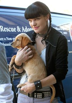 Abby Abby (Pauley Perrette) uncovers new information about her family after undergoing tests for a kidney donation, on NCIS.