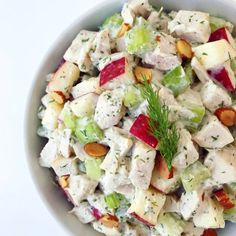 Dill Chicken, Fresh Chicken, Chicken Salad, Low Acid Recipes, Acid Reflux Recipes, Fodmap Recipes, Healthy Recipes, Healthy Meals, Delicious Recipes