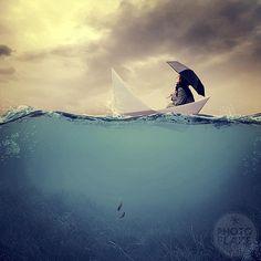 paper boat | Tumblr