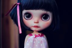 Blythe - Time to bed little one! | Flickr - Photo Sharing!