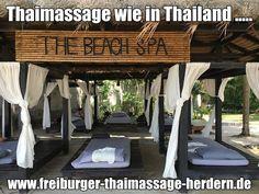 Thaimassage wie in Thailand - nur eben in Freiburg