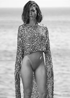 Lily Collins for Malibu Magazine December 2016