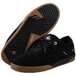 Emerica Mens The Herman G6 Black skateboarding shoes   6102000078964