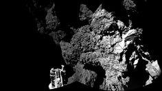 Landing on Comet 67P/Churyumov-Gerasimenko | CTV News