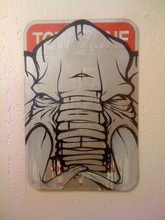 [carácter] elephant