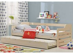 Dormitorios infantiles compartidos entre hermanos Baby Bedroom, Kids Bedroom, Bedroom Decor, Kids Bed Design, Space Saving Beds, Master Room, Childrens Beds, Little Girl Rooms, Kid Spaces