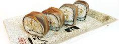 Sushi recept: Maki geitenkaas met spek