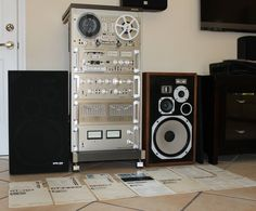 Pioneer Stereo Rack System