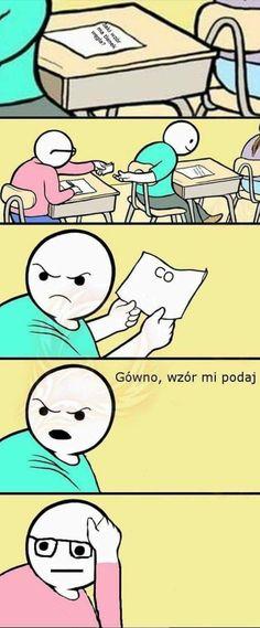 dobre memy Funny Laugh, Wtf Funny, Funny Fails, Funny Cute, Funny Jokes, Hilarious, Funny Cartoons, Funny Comics, Polish Memes