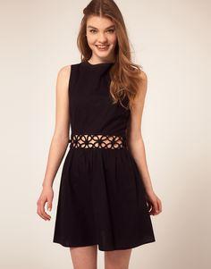 asos summer dress.