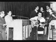 """Vinicius de Moraes & Joao Gilberto -w/Os Cariocas (amazing vocal quartet) -  """"Samba de Bencao"""""""