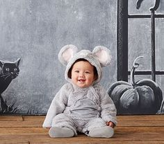 Cozy Baby Mouse Costume  sc 1 st  Pinterest & 57 best *Halloween u003e Baby Costumes (0-24 Months)* images on ...