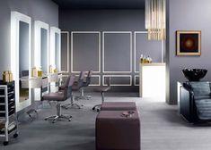 Dise os de peluquerias modernas europa buscar con google - Diseno de peluquerias ...