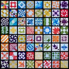 Farmer's Wife Quilt. I would like to make one of these, but do I have time?