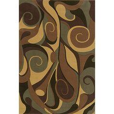 Machine-made Beige Wool Rug (7'9 x 9'9) | Overstock.com