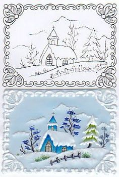 Diy Crafts - Find images about Pergamano Christmas Template, you can use as reference for your need related with Pergamano Christmas Template. Christmas Card Crafts, Christmas Drawing, Christmas Templates, Christmas Colors, Christmas Art, Christmas Patterns, Parchment Design, Parchment Cards, Christmas Coloring Pages
