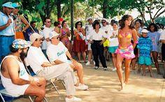 """""""Miss, Mrs. & Mr. Dueños '91″"""
