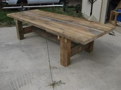 RLP Reclaimed Furniture