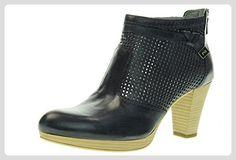 NERO GIARDINI Frauen mit hohen Absätzen Buchse P717010D / 200 Größe 36 Blau - Stiefel für frauen (*Partner-Link)