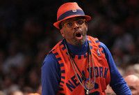 2. New York Knicks: Spike Lee
