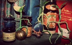 """Create a your own little bowtruckle friend with this """"Fantastic Beasts"""" inspired DIY."""
