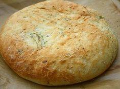 Bylinkový chlieb je nielen zdravý, ale aj neuveriteľne voňavý.