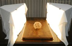 The Gunny Sack: How To Make A Softbox For Photography