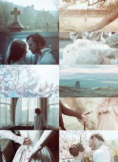Jane Eyre (2011) ;; saw it again and it was just as beautiful the second time around <3