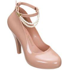 Sapato Nude - Nude Shoes