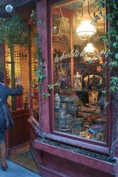 la charlotte de l'isle café, Paris | lbbpf Paris ᘡղbᘠ