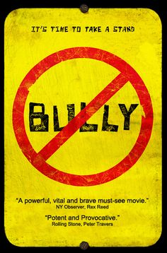 """School Counselor Blog: Take Students to See """"Bully"""" the Film for FREE"""