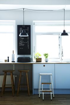 Nyt køkken | ihavesevenchairs