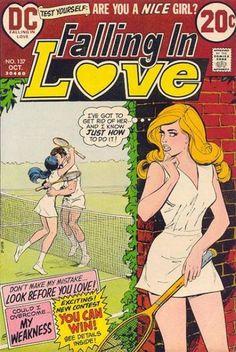 Falling in Love comic - Google Search