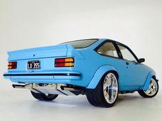 ◆ Visit MACHINE Shop Café... ◆ ~ Aussie Custom Cars & Bikes ~ (1977 A9X Torana Hathcback)
