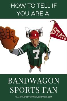 You might be a bandwagon sports fan if . 12 signs to help you decide! Basketball Quotes, Love And Basketball, Soccer Fans, What Team, One Team, Donald Driver, College World Series, Soccer Inspiration, Sports Fanatics